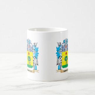 Montez Coat of Arms - Family Crest Coffee Mug