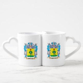 Montez Coat of Arms - Family Crest Lovers Mug Sets