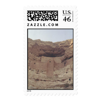 Montezuma Castle #018 Postage Stamp