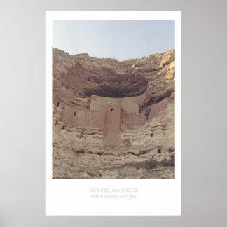 Montezuma Castle #018 Poster