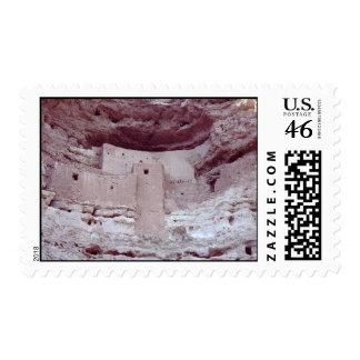 Montezuma Castle #020 Stamp