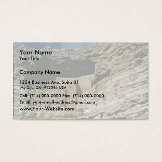 Montezuma Castle Business Card