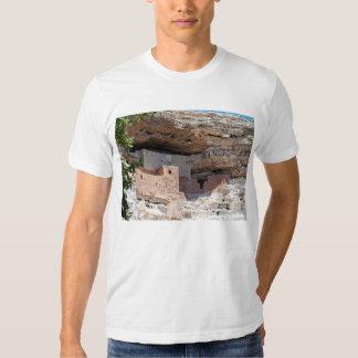 Montezuma Castle Cliff Dwelling - NM Landmark T Shirt