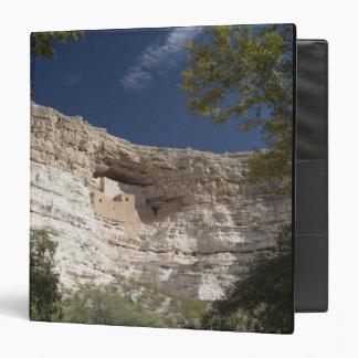 Montezuma Castle National Monument, Arizona 2 3 Ring Binder