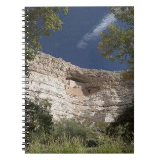 Montezuma Castle National Monument, Arizona 2 Notebook