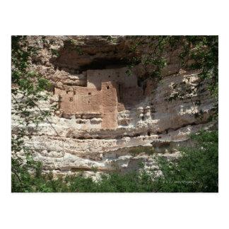 'Montezuma castle Pueblo Village Indian Ruins, Post Cards