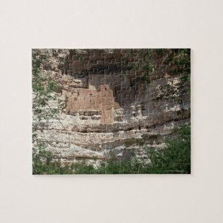 'Montezuma castle Pueblo Village Indian Ruins, Puzzle