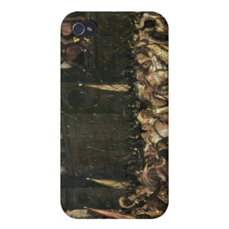 Montezuma Cover For iPhone 4