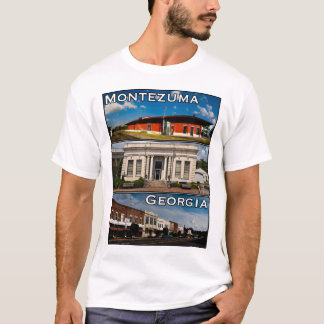 Montezuma Georgia Memories T-Shirt