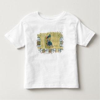 Montezuma II , from the 'Florentine Codex' Toddler T-shirt