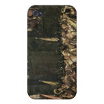 Montezuma iPhone 4/4S Carcasa