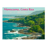 Montezuma, postal de Costa Rica
