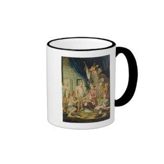 Montezuma Ringer Coffee Mug