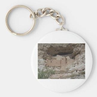 MONTEZUMAS CASTLE 3 KEYCHAIN
