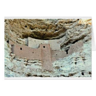montezumas castle card