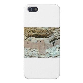 Montezuma's castle case for iPhone SE/5/5s