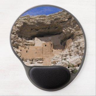Montezuma's Castle Gel Mouse Mats