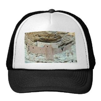 Montezuma's castle mesh hats