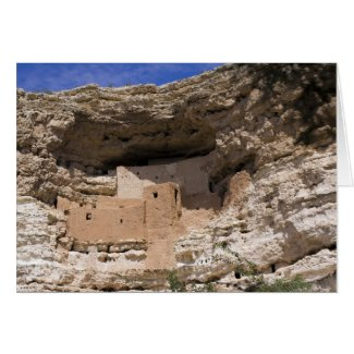 Montezuma's Castle National Monument Cards