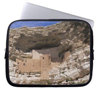 Montezuma's Castle National Monument Laptop Computer Sleeves