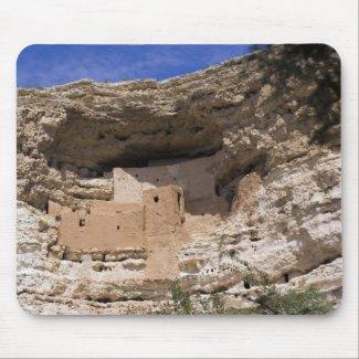 Montezuma's Castle National Monument Mouse Pad