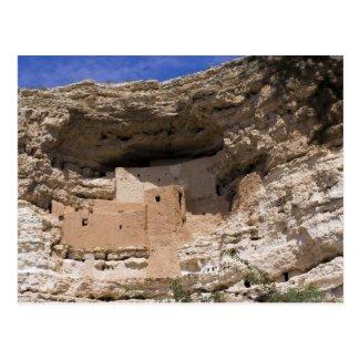 Montezuma's Castle National Monument Post Card