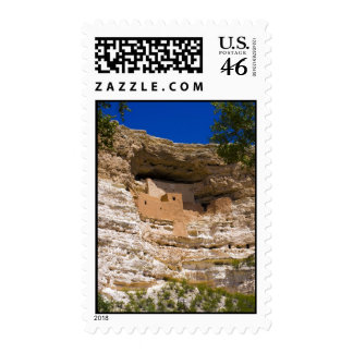 Montezuma's Castle National Monument Stamp