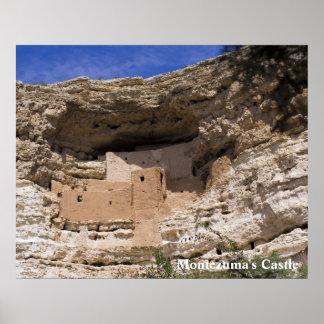 Montezuma's Castle National Monument Poster