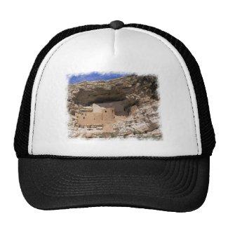Montezuma's Castle National Monument Trucker Hats