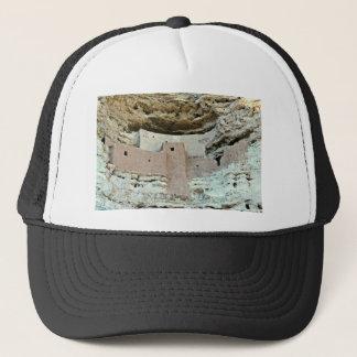 montezumas castle trucker hat