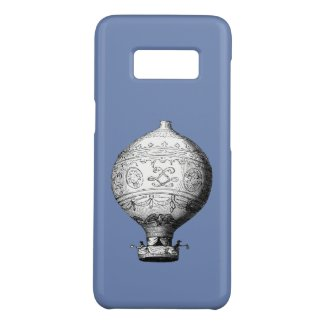 Montgolfier Vintage Hot Air Balloon Case-Mate Samsung Galaxy S8 Case