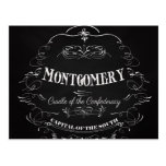 Montgomery Alabama - cuna del Confederacy Postal