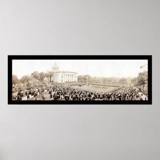 Montgomery, Alabama Photo 1918 Posters