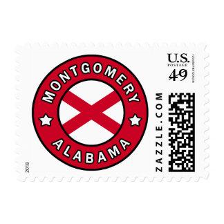 Montgomery Alabama Postage