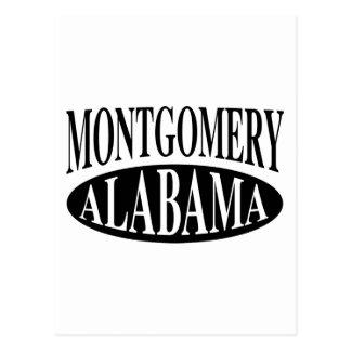 Montgomery Alabama Postcard