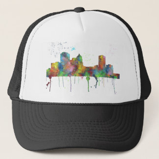 MONTGOMERY, ALABAMA SKYLINE TRUCKER HAT