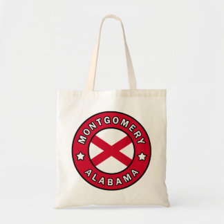Montgomery Alabama Tote Bag