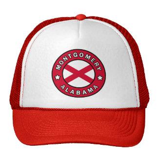 Montgomery Alabama Trucker Hat