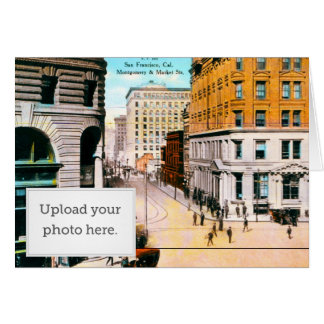Montgomery and Market St Card