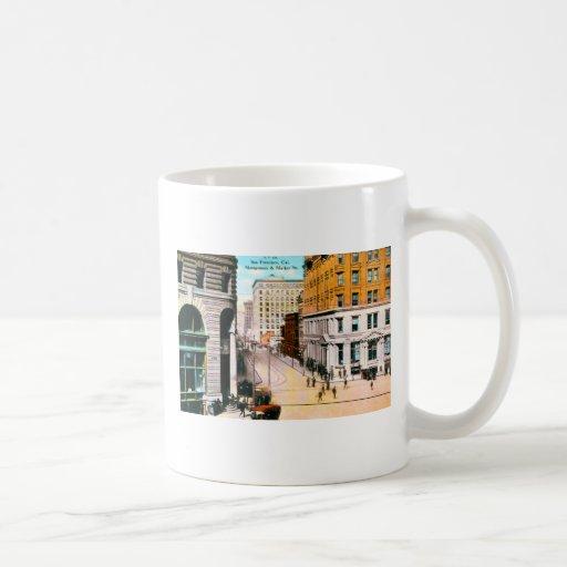 Montgomery and Market St Coffee Mugs