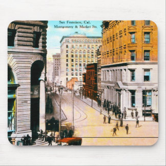 Montgomery and Market St Mouse Pad