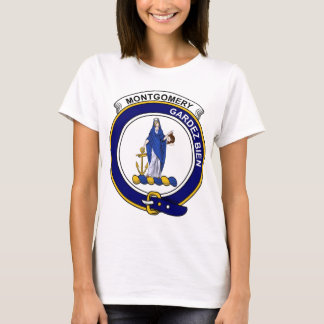 Montgomery Clan Badge T-Shirt