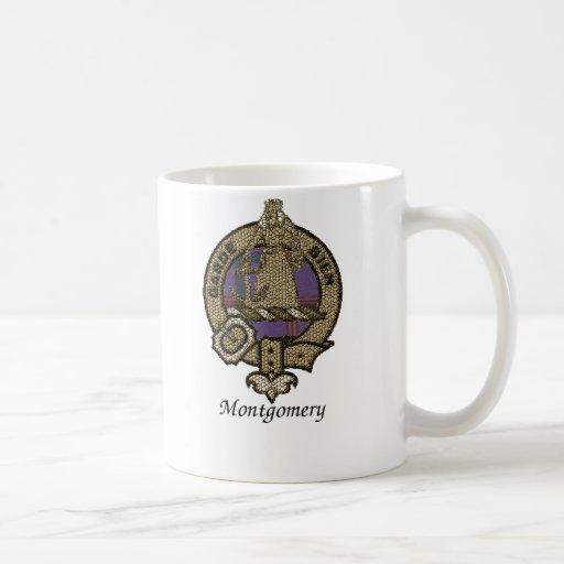 Montgomery Clan Crest Coffee Mug