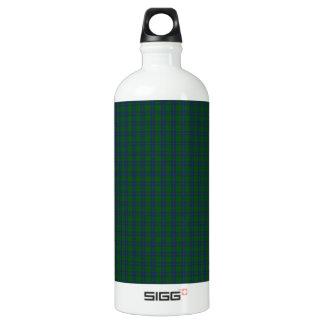 Montgomery Clan Tartan Aluminum Water Bottle