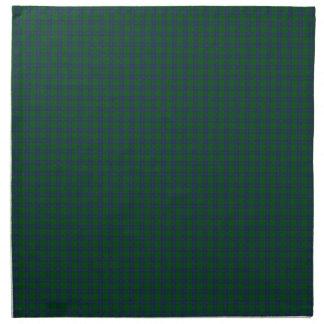 Montgomery Clan Tartan Cloth Napkin