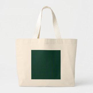 Montgomery Clan Tartan Large Tote Bag
