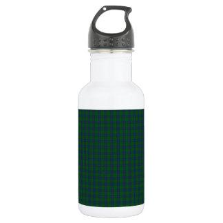 Montgomery Clan Tartan Water Bottle