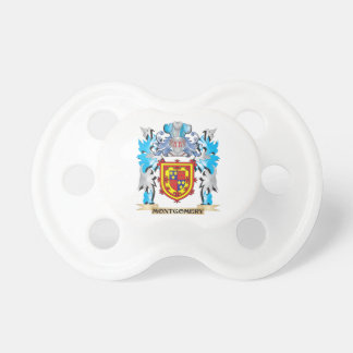 Montgomery Coat of Arms - Family Crest Baby Pacifiers