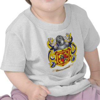 Montgomery Coat of Arms Family Crest Tshirt