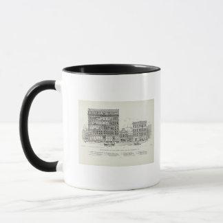 Montgomery East side Pine and California Mug